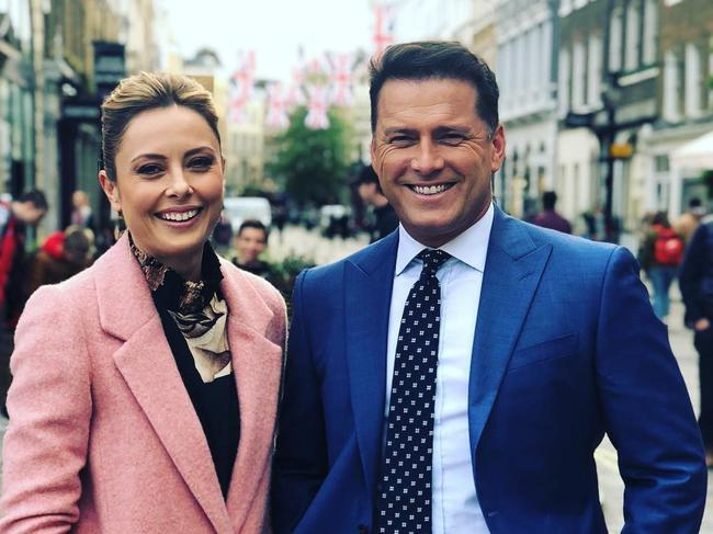 Today has suffered its lowest TV ratings for 2020. Picture: Instagram