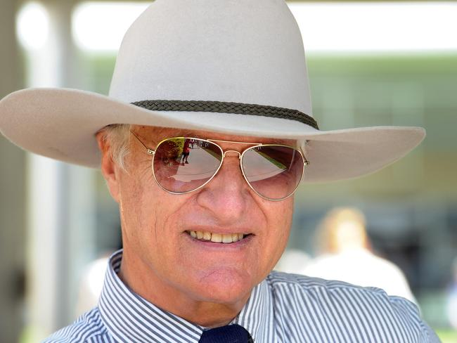 Ill people ' have a right to be angry' Federal MP Bob Katter. Picture: Zak Simmonds
