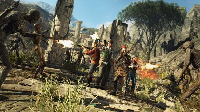 Video games are supposed to be fun, and few games this year embraced that concept for me like  <i>Strange Brigade</i> did.