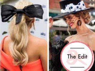The hair trends for spring racing carnival are here. Image: Instagram