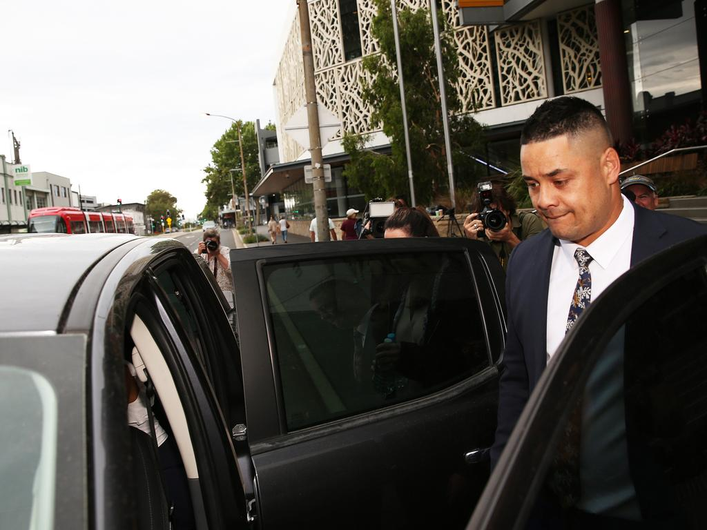 Hayne will give evidence before the court. Picture: NCA Newswire / Peter Lorimer,