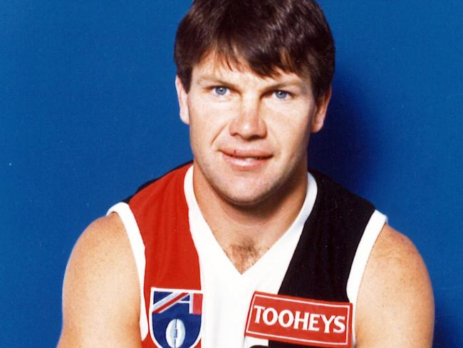 Danny Frawley is a member of St Kilda's hall of fame.