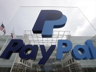 PayPal signups tripled amid lockdown