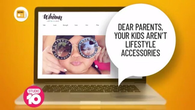 DAILY DILEMMA: Boosting social media with kids