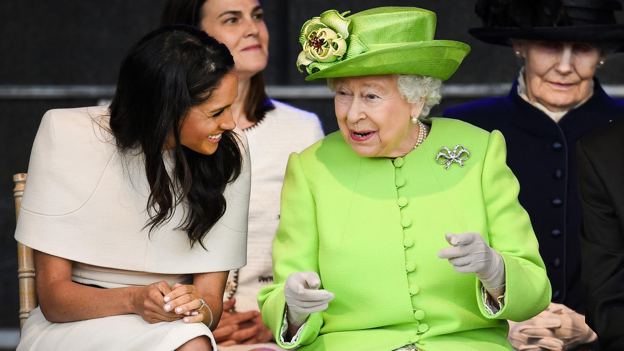 Queen Elizabeth II meets Meghan and Prince Harry's daughter Lilibet on video call – NEWS.com.au