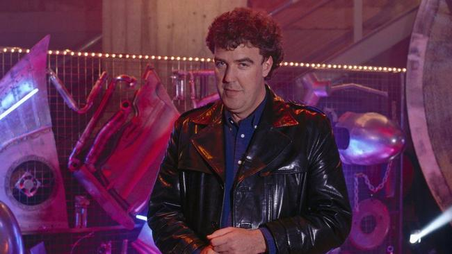 Clarkson started it all off in season one. Picture: BBC