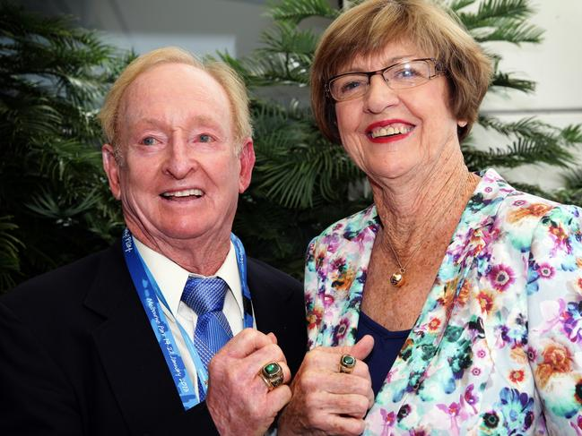 Court has asked for the same respect as Rod Laver.