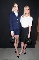 Twinsies ... Jamie King and Kate Bosworth attend House of Gant Presentation during New York Fashion Week.. Picture: Getty