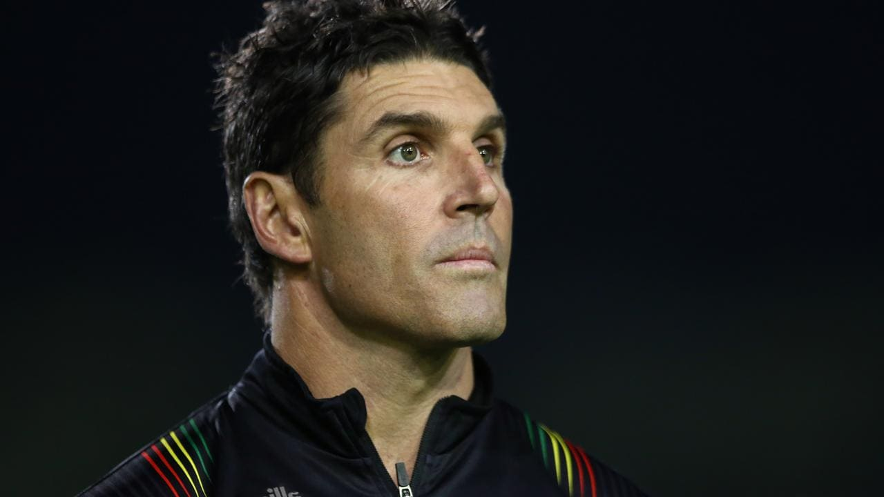Is Trent Barrett the man to save the Bulldogs?