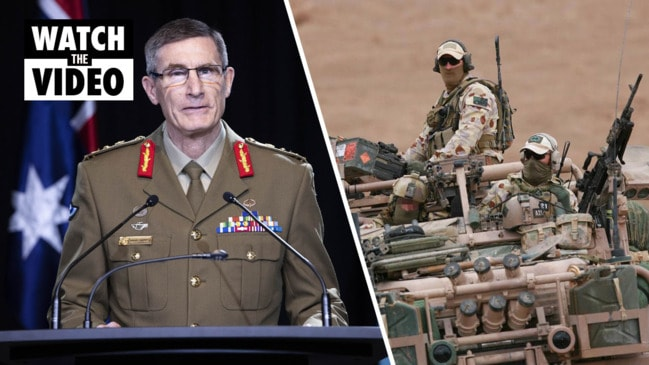 ADF Chief details horrific act of 'blooding' in Afghanistan