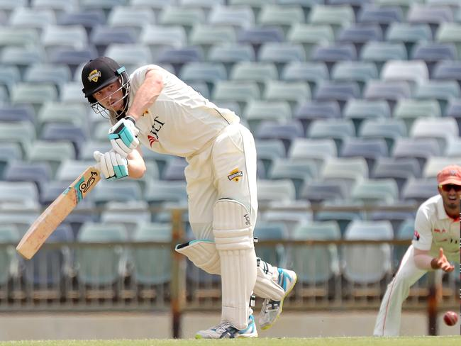 Bancroft impressed in his return to action for WA.
