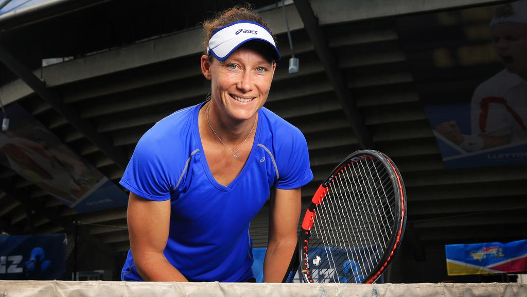 Image result for Sam Stosur 'very, very happy with the career I've had'