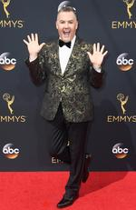 Ross Mathews attends the 68th Annual Primetime Emmy Awards on September 18, 2016 in Los Angeles, California. Picture: Getty