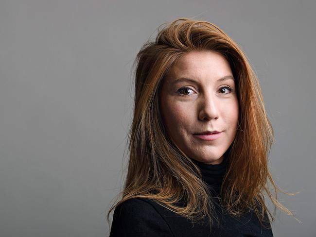 Journalist Kim Wall was murdered in August last year. Picture: Tom Wall