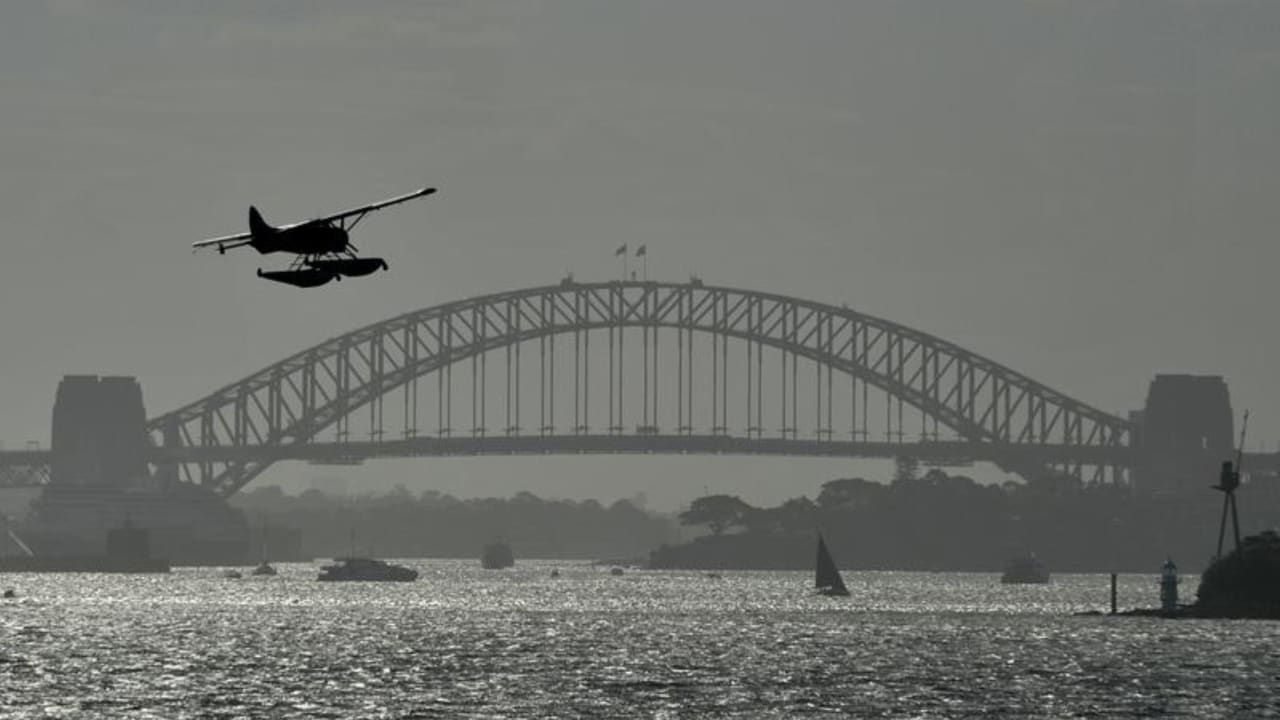 Sydney Seaplanes resumes flights nearly three weeks after fatal crash