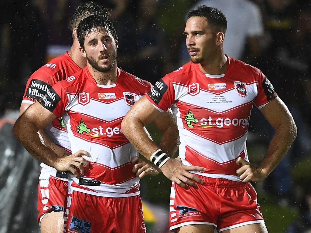 NRL Rd 1 - Cowboys v Dragons