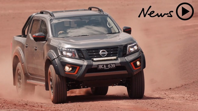 Tested: Nissan's new tough ute