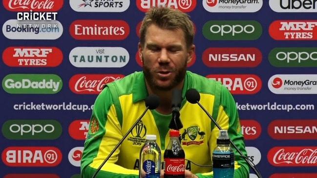 Warner feared Australia career was over