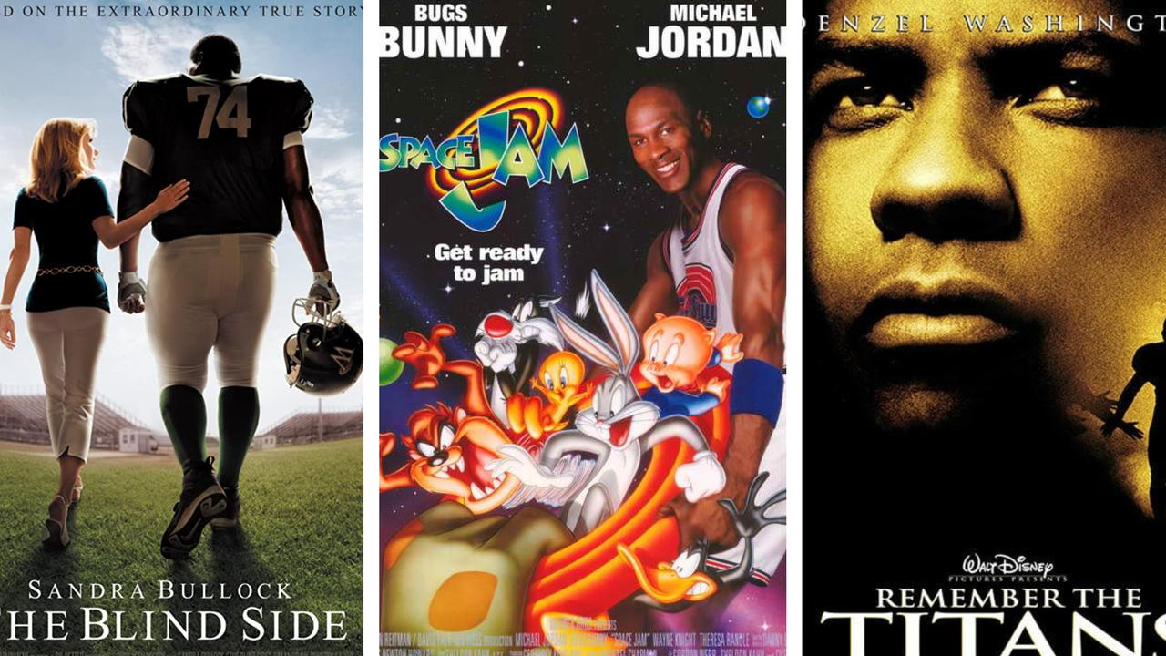 Here is your top 20 sports films of all time as voted by you.