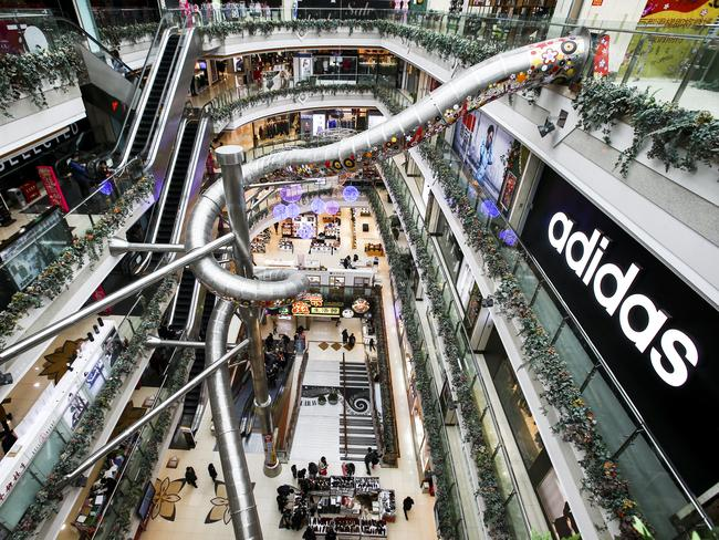 The Printemps department store operator has sent the slide for tests, and is fixing some potential safety hazards.