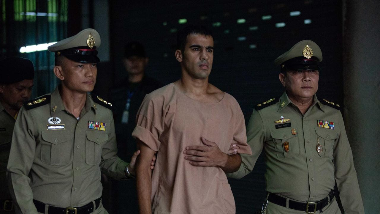 Thai officials say they received an alert from Australian authorities to detain Hakeem al-Araibi.