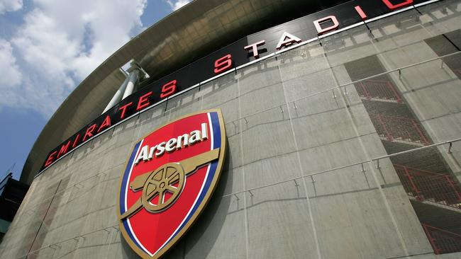 Arsenal's Emirates Stadium cost a lot to build. Football is as much a business as Apple or Nike. Picture: Getty Images