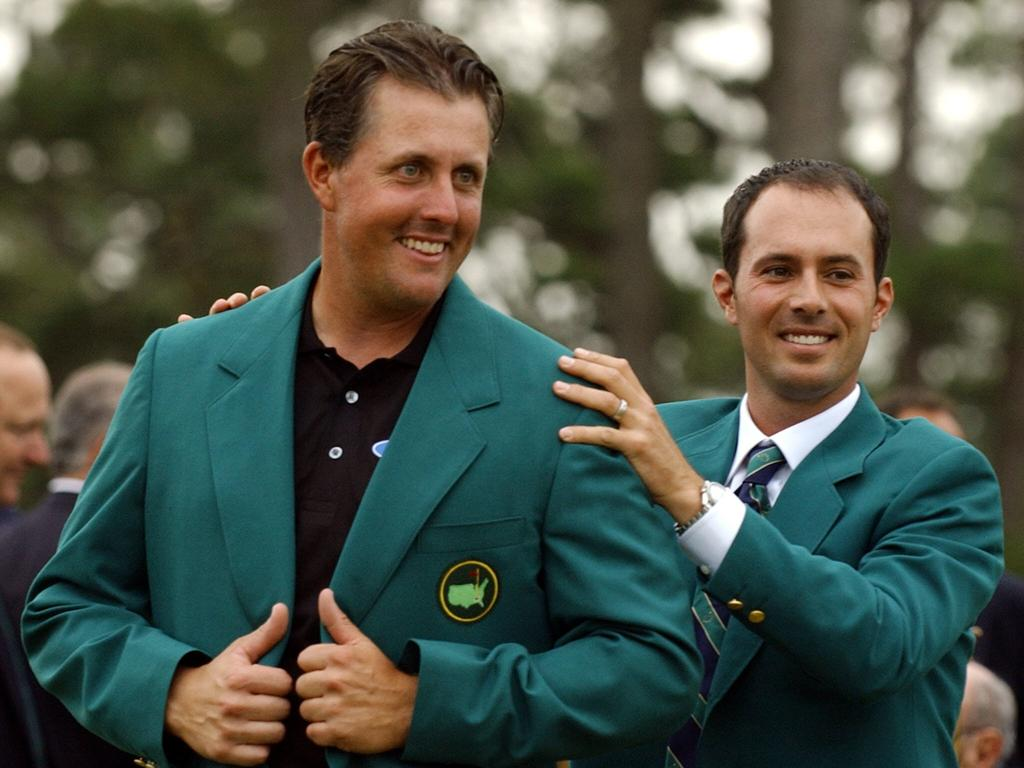 Phil Mickelson won his first major way back in 2004 at the Masters.
