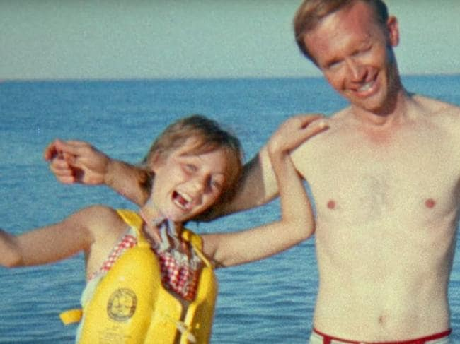 Jan Broberg was repeatedly assaulted and raped by family friend Robert Berchtold when she was just 12 years old. Picture: Top Knot Films/Netflix