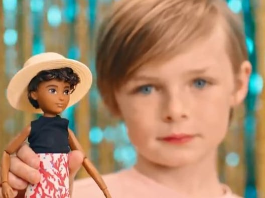 The new range of dolls have launched n the US.