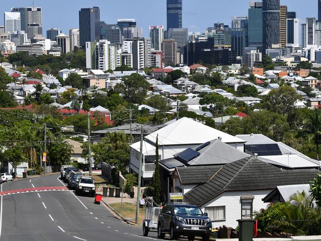 A traditional spring of more activity and a rise in property prices is expected. Picture: Darren England