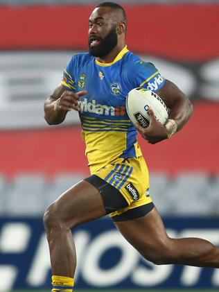Eels fans want to see this sight again.