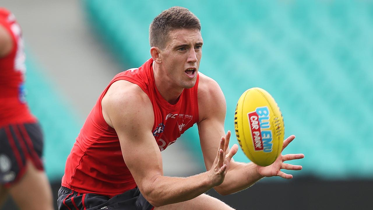 Darcy Cameron has been traded from the Sydney Swans to Collingwood. Picture: Phil Hillyard