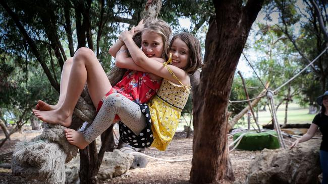 All across Australia, there are places close to home where children can interact with nature. Picture: Colin Murty.