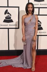Serayah attend The 58th GRAMMY Awards at Staples Center on February 15, 2016 in Los Angeles. Picture: AP