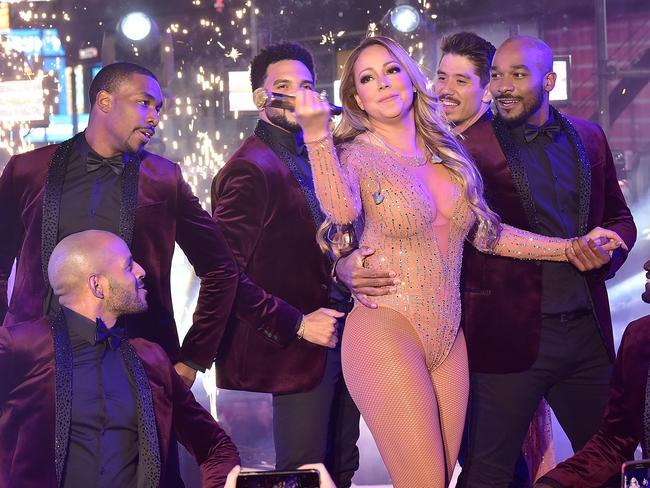 Mariah Carey's last NYE performance was a nightmare.