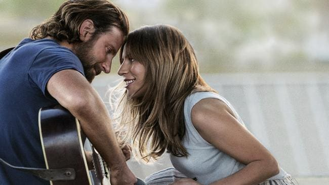 A Star Is Born is looking less and less likely as a Best Picture winner. Picture: Warner Bros Pictures via AP