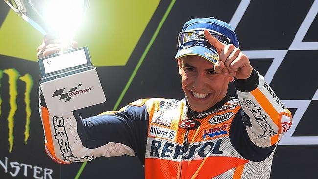 MotoGP: Marc Marquez not interested in pursuing dual MotoGP, Formula 1 world championships | Fox ...