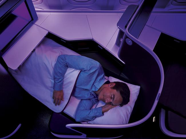How to fly business class at economy prices