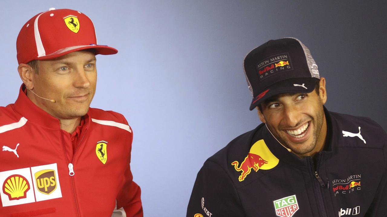F Daniel Ricciardos  Contract Talks Jenson Buttons Take Fox Sports