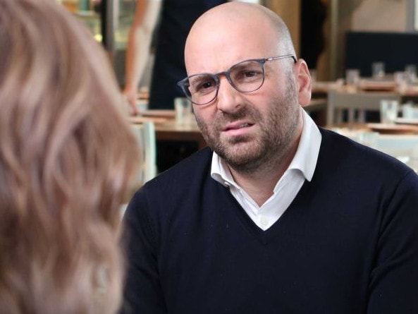 Calombaris apologised. Picture: ABC/7.30