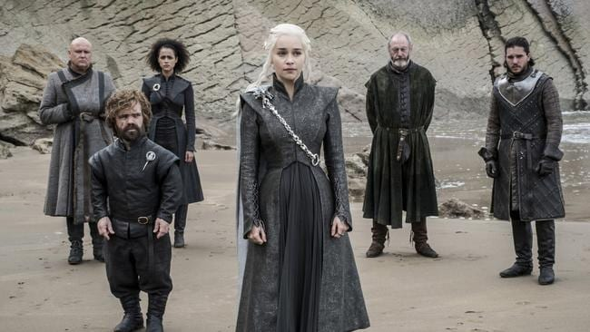 More Game of Thrones, please. Picture: HBO via AP