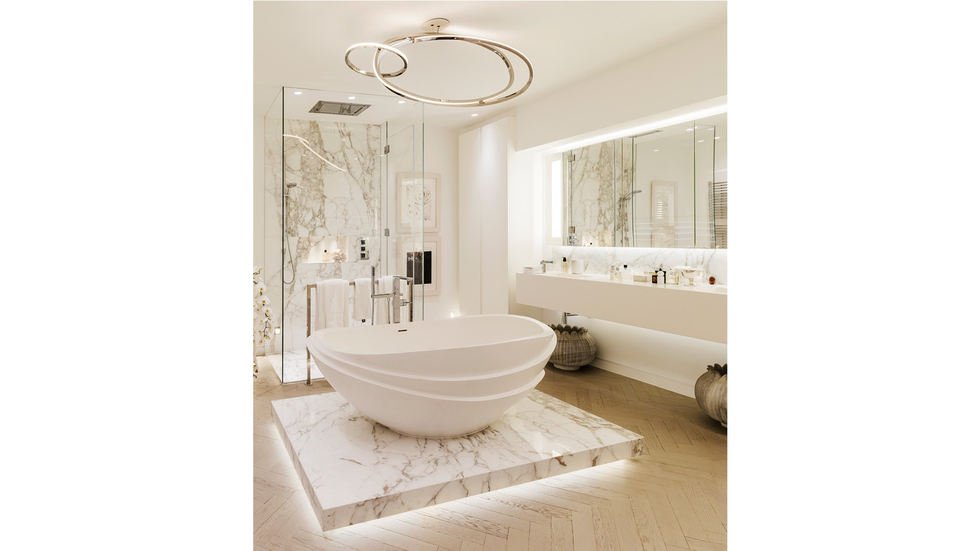 Why you should use marble in your next bathroom renovation - Vogue ...