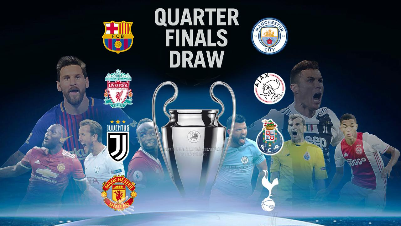 Champions League Draw: UEFA Champions League Quarter-final Draw Start Time, Live