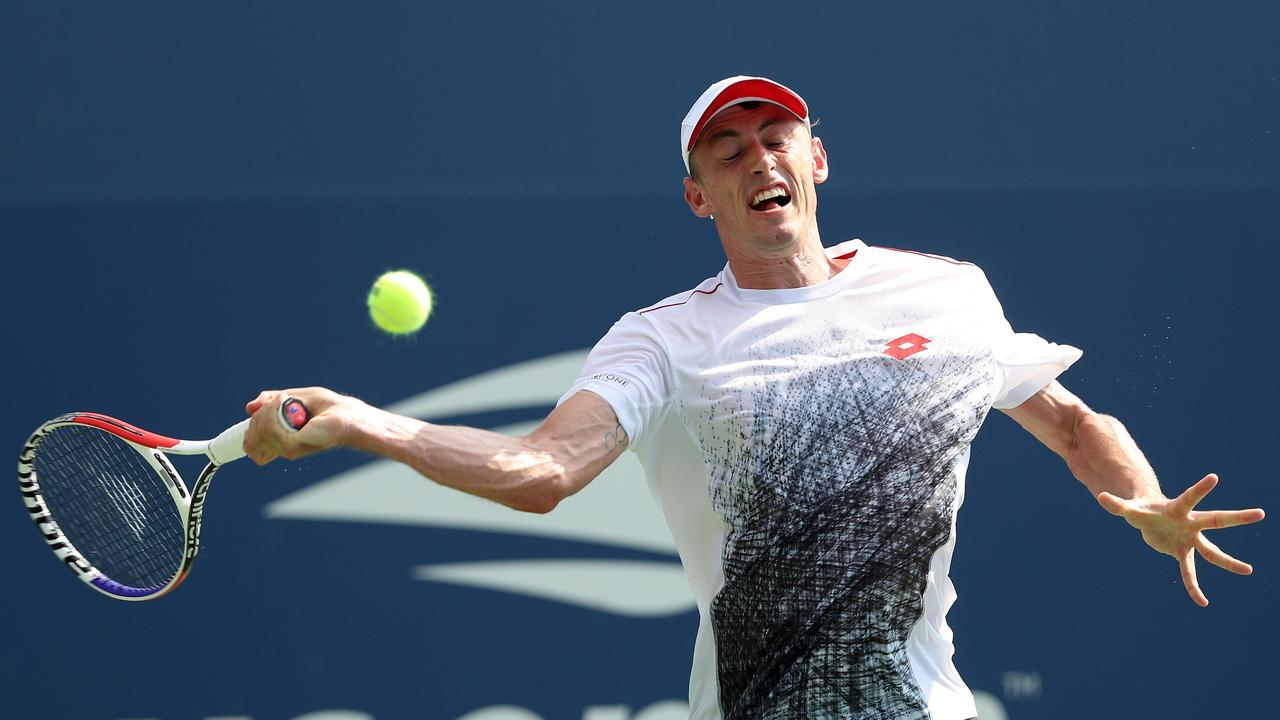 John Millman takes US Open organisers to task over 'unfair ...