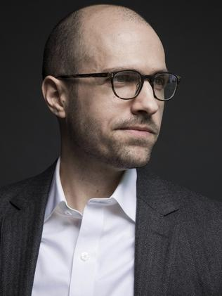 """The New York Times publisher A.G. Sulzberger met with Mr Trump recently to discuss media coverage of his administration, including the president's oft-repeated accusation that the media is """"enemy of the people"""". Picture: The New York Times via AP"""