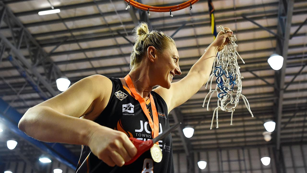 Suzy Batkovic is a five-time WNBL champion.