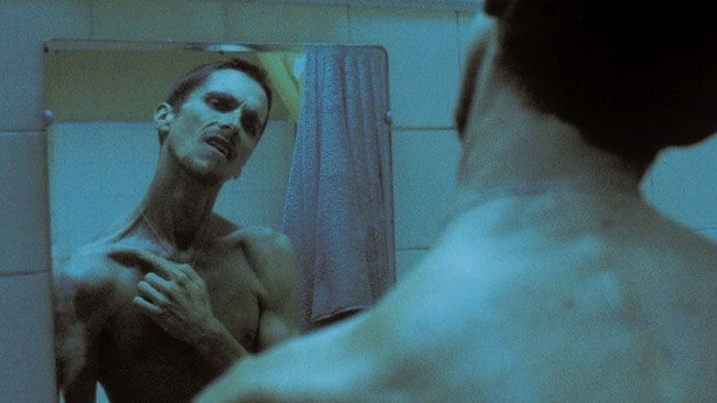 "Christian Bale in ""The Machinist."" (Paramount Classics). Picture: Supplied"