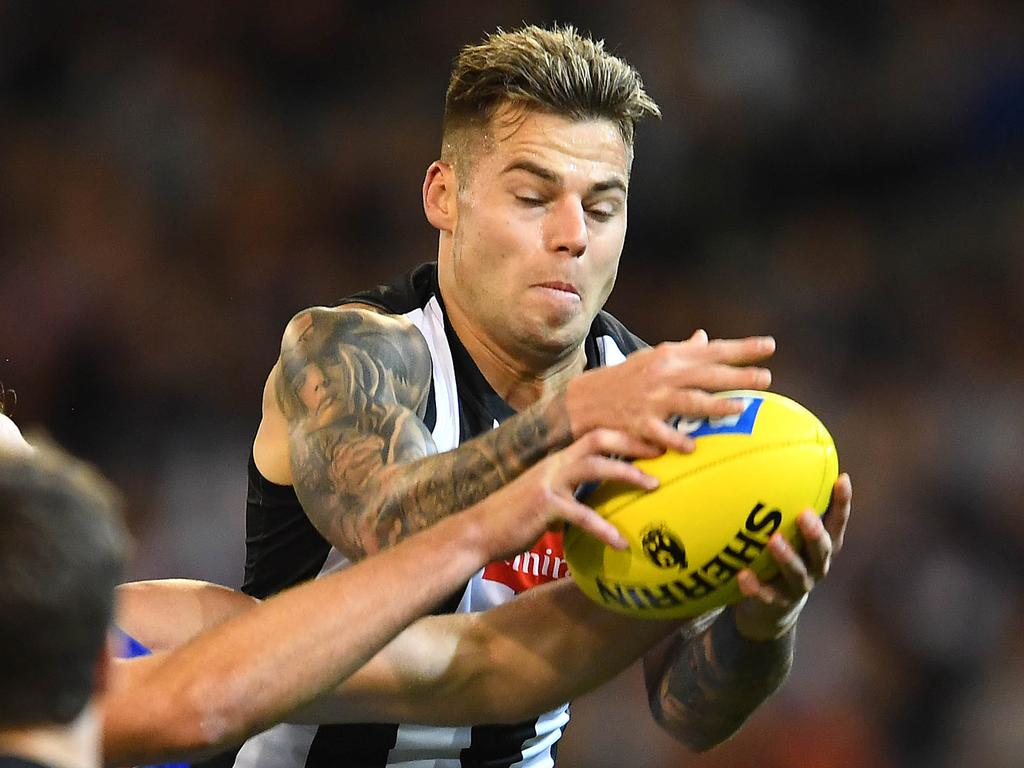 AFL Rd 4 - Collingwood v Western Bulldogs