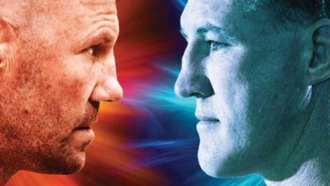 barry hall and paul gallen fight - photo #32