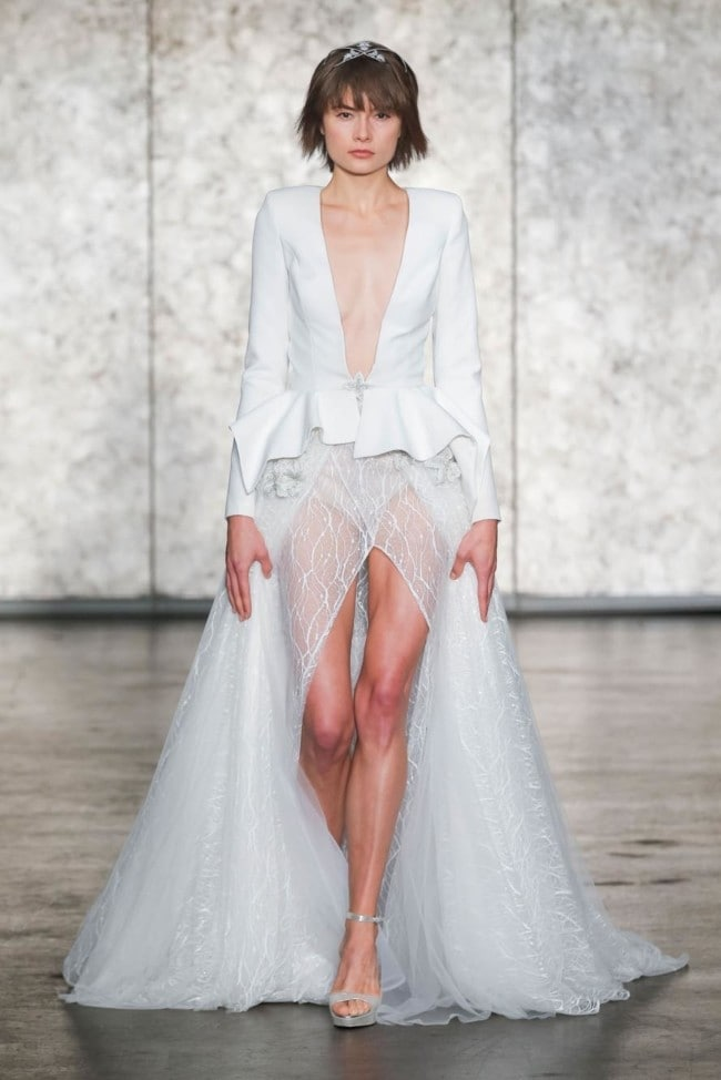 Inbal Dror bridal autumn 2018